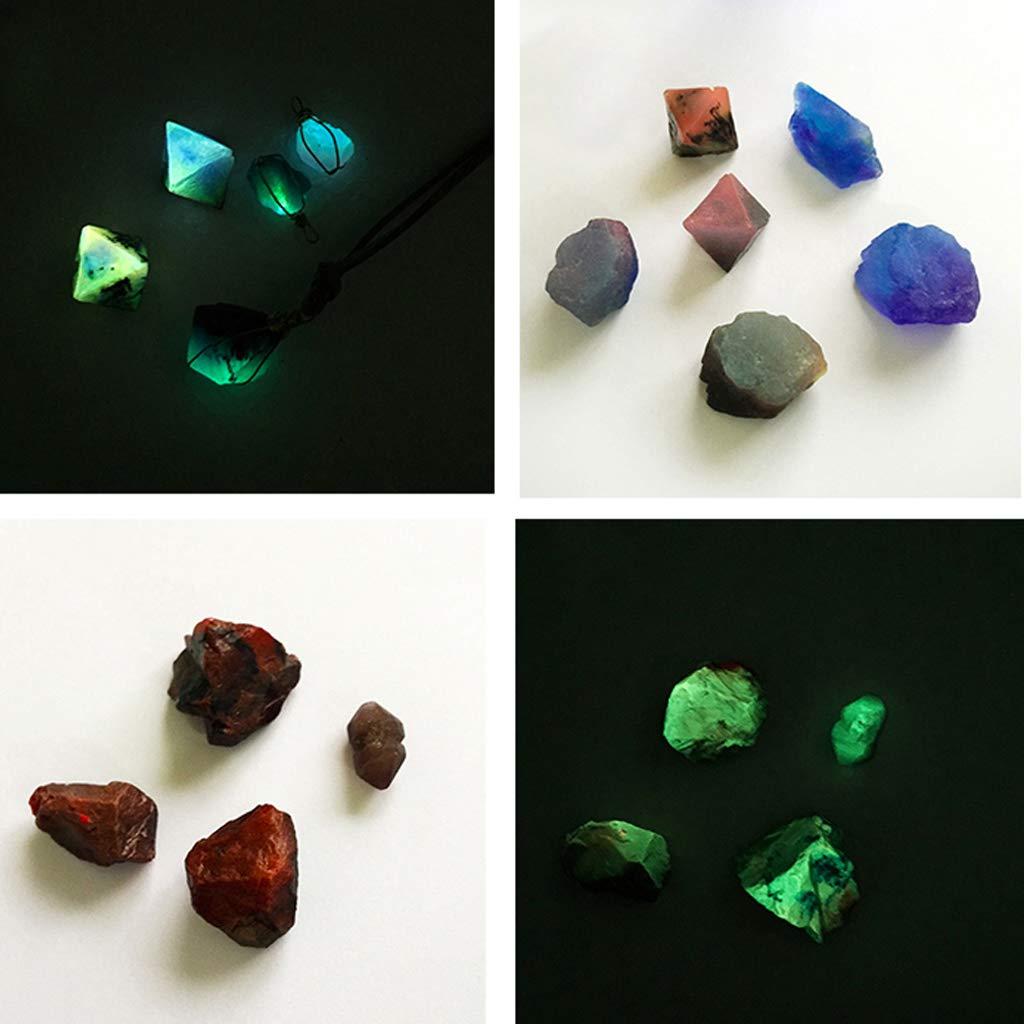 13 Farbe Leuchtpulver Harz Pigment Dye UV-Harz Epoxy DIY Making Jewelry
