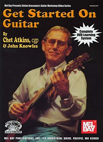 Get Started on Guitar with DVD Chet Guitar
