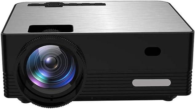 Amazon.com: HUIIT LED Projector Mini Portable Smart Android ...