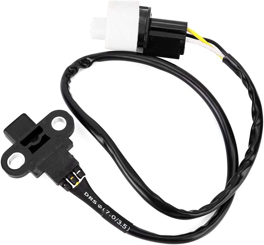 Crankshaft Position Sensor,Akozon Engine Crankshaft Angle Position Sensor MR985145 Fit for Pajero 2010