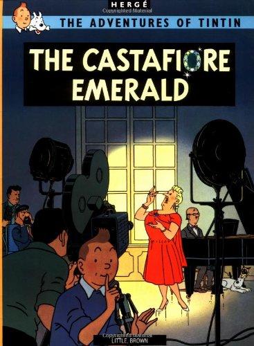 The Castafiore Emerald (The Adventures of Tintin)