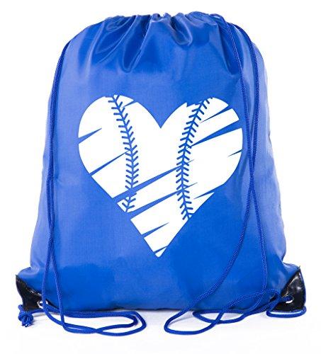 (Softball Goody Bags, Softball Drawstring bags for Team Parties & Birthdays)