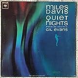 Miles Davis - Quiet Nights - Lp Vinyl Record