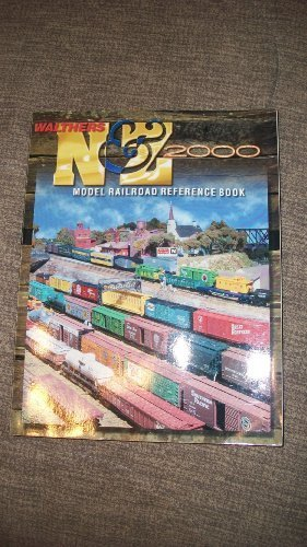 Model Railroad Reference Book 2000 (Walthers Model Railroad)