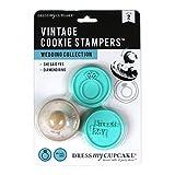 Best Dress My Cupcake Wedding Ring Sets - Dress My Cupcake Vintage Cookie Stampers Review