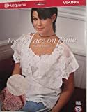 Lovely Lace on Tulle Embroidery CD Disk Software