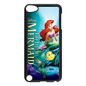 Customize High Quality Cartoon The Little Mermaid Back For SamSung Note 4 Case Cover JNIPOD5-1337