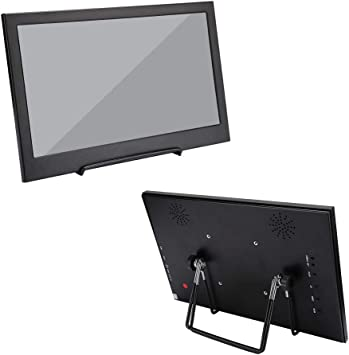 Ginyia Pantalla de 11,6 Pulgadas TFT LED Monitor Ultrafino Pantalla Full HD Aleación de Aluminio para PS4: Amazon.es: Electrónica