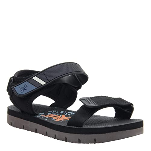 The OTBT Women's High Tide Flat Sandals travel product recommended by Ashley Culpepper on Lifney.
