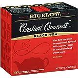 Bigelow Constant Comment Tea, 40 Count (Pack of 6)