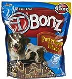 Nestle Purina Pet Care Pro NP12911 T Bonz Porterhouse 4-45 oz.