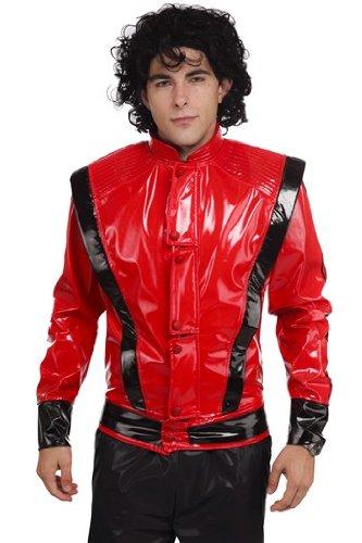 Michael Jackson Pop King Jacket Costume size XL (Michael Jackson Sequin Jacket)