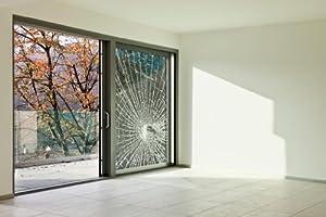 Sliding Glass Door Glass Protection Film Kit Do It