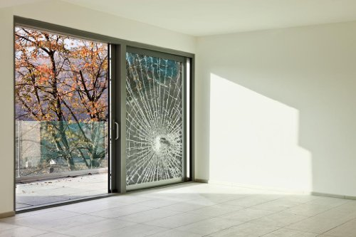 Sliding Glass Door Glass Protection Film Kit. Do It Yourself (DIY) Sliding Glass Door Security Film Kits- ideal for smaller size jobs | Designed by ShatterGARD the leader in glass (Yourself Security Kit)