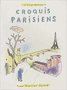 croquis parisiens: 9782905231901: Amazon.com: Books