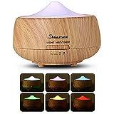 Aromatherapy Humidifier,Stansock Night Light Humidifier 250ml...