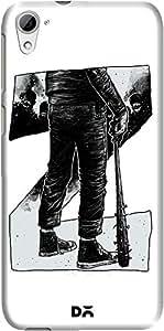 DailyObjects Low Tech Weapn Case For HTC Desire 826