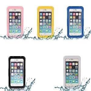 QYF 6 Meters Underwater Protective Waterproof Case for iPhone6 , Black