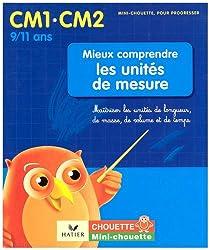 Mieux comprendre les unités de mesure CM1-CM2 : Maîtriser les mètres, les grammes, les litres et les unités de temps