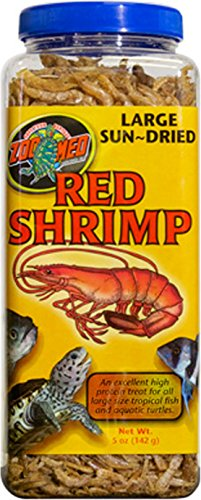 Large Sun-Dried Red Shrimp