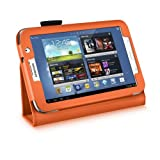 Minisuit Classic Case with Handstrap for Samsung Galaxy Note 8.0 N5100 (Orange)