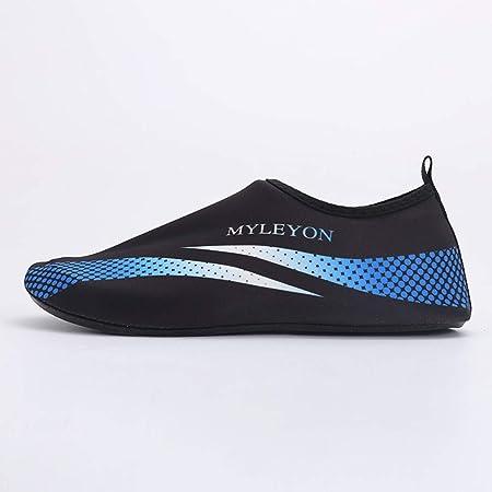 BaZhaHei Zapatos de natacion Moda descalzo agua piel zapatos ...