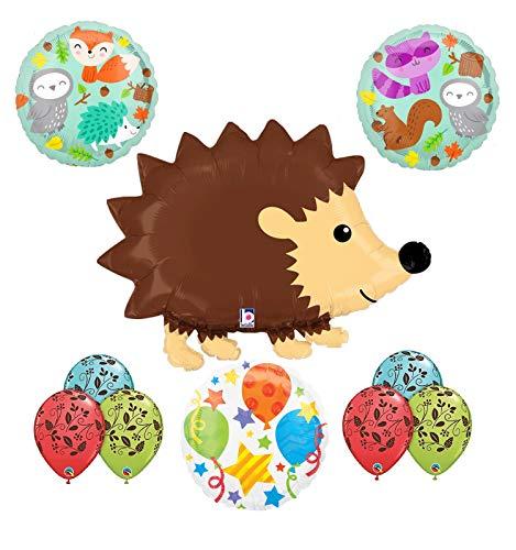 Betallic 35175P Woodland Hedgehog Shop Balloon Pack 30 30