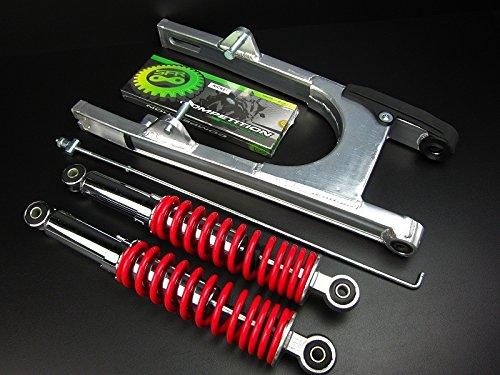 ミニモト モンキースイングアーム13cm+リアショック330mm   B008AVMZAE