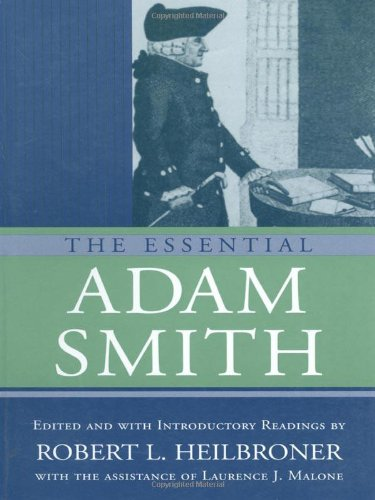 an introduction to the life of adam smith Adam smith introduction and plan of the work the annual labour of every nation is the fund which originally supplies it with all the necessaries and conveniences of.
