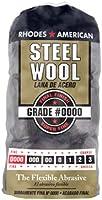 HOMAX PRODUCTS TV713206 #0000 Steel Wool Pad (12 Pack)