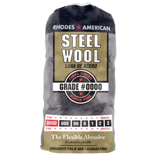 HOMAX PRODUCTS TV713206 #0000 Steel Wool Pad (12 Pads) ()