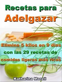 Recetas para adelgazar elimina 5 kilos en 9 - Meriendas ligeras para adelgazar ...