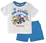 Nickelodeon Official Licensed Paw Patrol Kids Short Pajamas 3 to 6 Years (Blue, 4 Years)