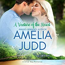A Venture of the Heart: Silver Bay, 1 Audiobook by Amelia Judd Narrated by Elizabeth Klett