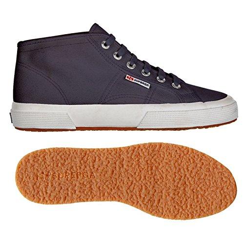 Superga 2754-cotu - Zapatillas de lona Unisex adulto - Gris (Dk Grey Iron)