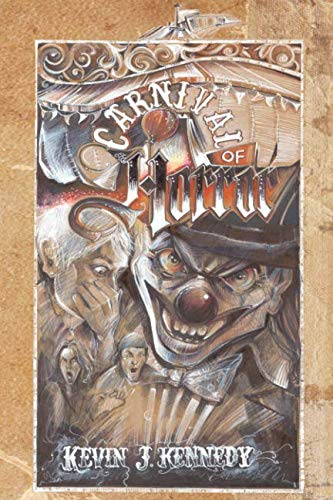 Books : Carnival of Horror: A Carnival Themed Horror Anthology