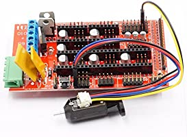 SODIAL 1 juego Sensor de nivelacion de cama automatica de tacto 3D ...