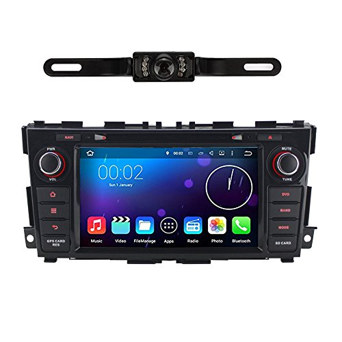 Android 5.1.1 Lollipop Car DVD Player GPS Radio Stereo Na...