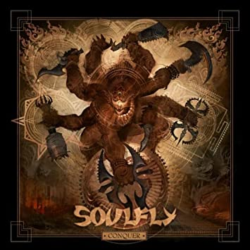 Conquer by Soulfly: Soulfly: Amazon.es: Música