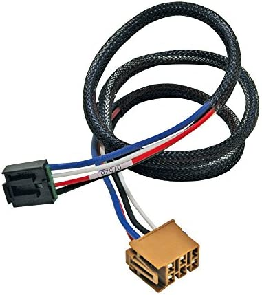 Reese Towpower 7805011 Brake Control Wiring Harness For Chevy
