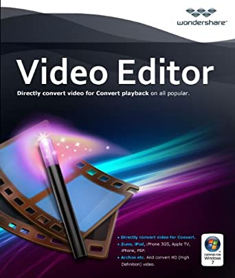 wondershare video editor new version
