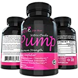 Nitric Oxide Pump For Her #1 NItric Oxide product Pre workout product on the market for Women