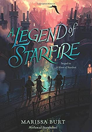 book cover of A Legend of Starfire