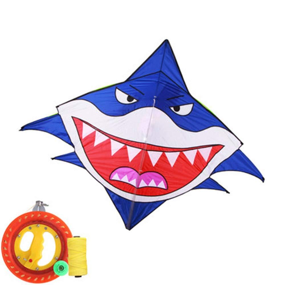 凧,アウトドア玩具 : 2.4メートルの凧風が飛ぶのは簡単、子供カード凧、凧リール付き スポーツ健康の楽しみ B (色 : B D) B07QL8SK26 B B, desir de vivre:b93a139f --- ferraridentalclinic.com.lb