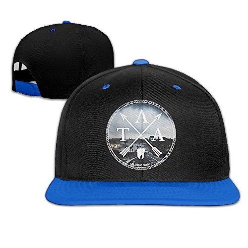 Ogbcom The Amity Affliction Album Logo Snapback Adjustable Hip Hop Baseball Cap/Hat For Unisex -