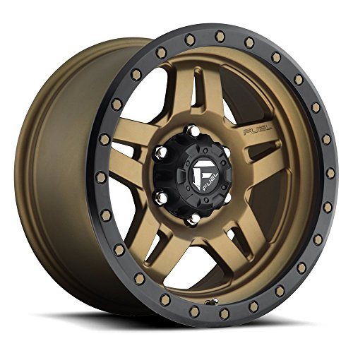 20x9 Fuel Offroad Wheels ANZA 6x135 1 Offset 87.1 Hub - Bronze [Authorized Dealer] Fuel-D58320908950