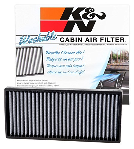 VF3002 K&N CABIN AIR FILTER (Cabin Air Filters):
