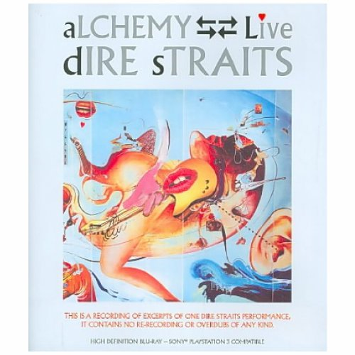 Blu-ray : Dire Straits - Alchemy: Live (Germany - Import)