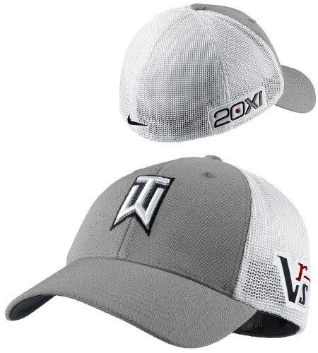 c1d6b9f8953 Amazon.com   2013 Nike Golf Tiger Woods TW Tour Cap Hat - New VRS ...