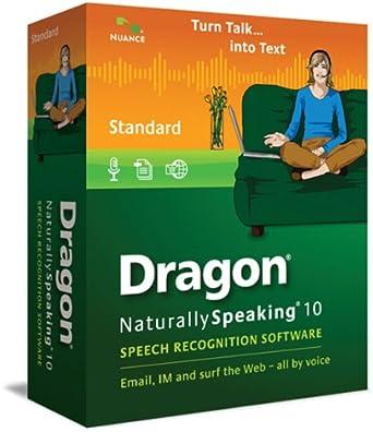 dragon naturally speaking 10 free download software